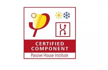 Rekuperačné jednotky Dantherm s certifikátom Passive House
