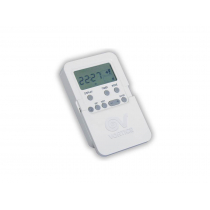 RF diaľkový ovládač - biely (náhradný)  (iba pre Vort Prometeo Plus HR 400)