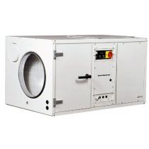 Dantherm CDP 125 W 1F s vodou chladeným kondenzátorom