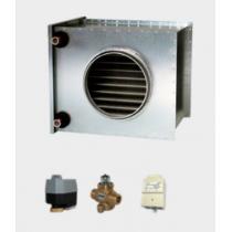 Vodný vykurovací výmenník, d250mm