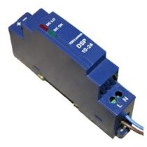 Zdroj 24VDC pre napájanie klapiek