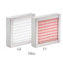HCC 2 - sada panelových filtrov, F7/G4