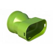 Adaptér na rozvodný plastový box 50x140mm