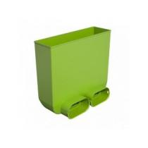 Podlahový box pre mriežku 50x102 mm
