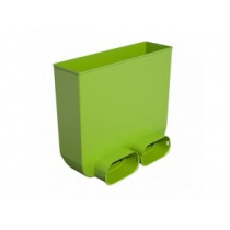 Podlahový box pre mriežku 50x140mm